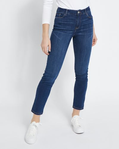 Straight Denim Jean