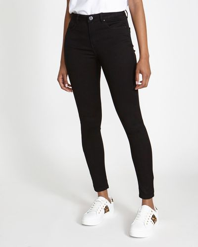 360 Skinny Fit Mid Rise Jeans
