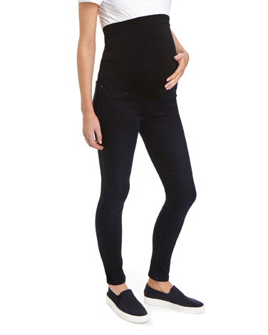 denim Maternity Holly High Rise Skinny Fit Jeans