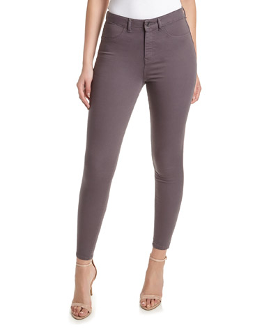 Holly High Rise Skinny Fit Jeans