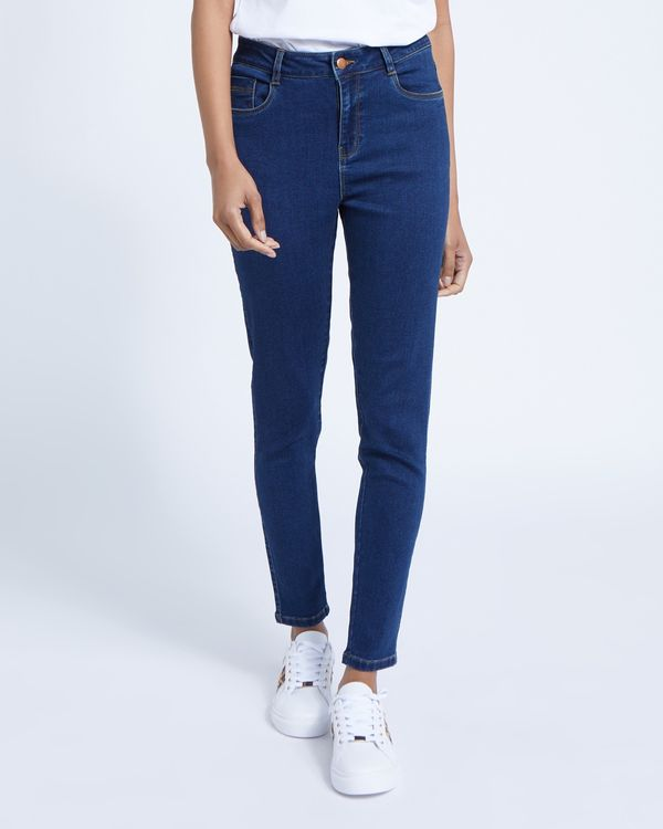 Knitted Skinny Jeans