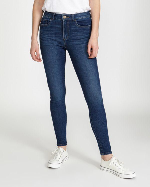 Jessie 360 Skinny Fit Jeans