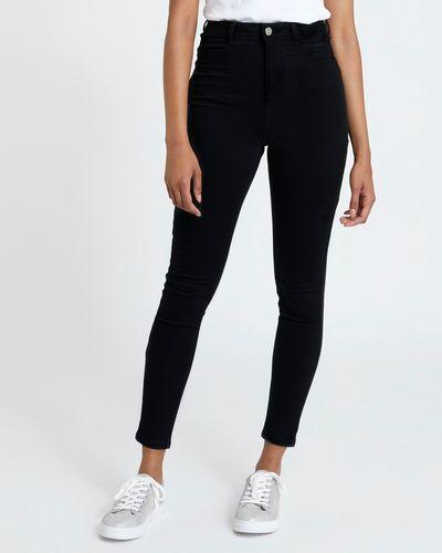 High Rise Skinny Jeans