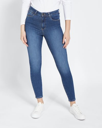 Ultimate Skinny Mid Rise Jeans thumbnail