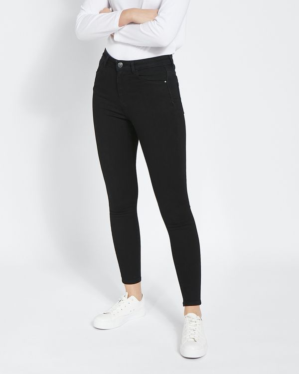 Ultimate Skinny Mid Rise Jeans