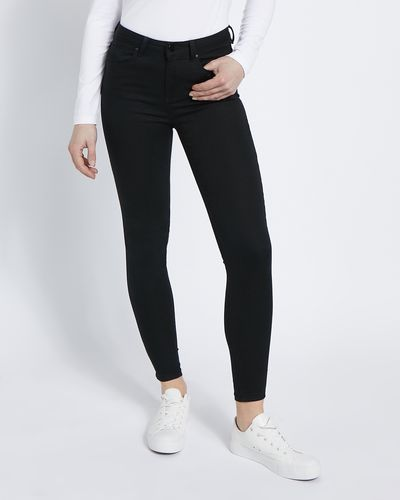 Mid Rise Stretch Skinny Jeans thumbnail