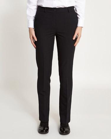 blackNaples Slim Leg Trousers