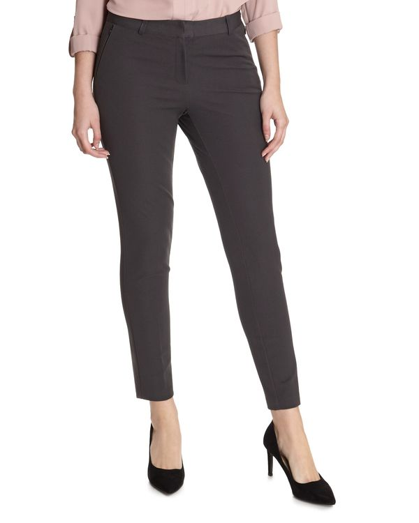 Cotton Mix Stretch Trousers
