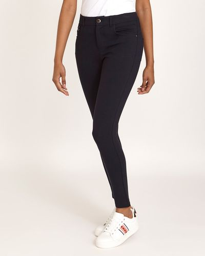 5 Pocket Ponte Skinny Trouser
