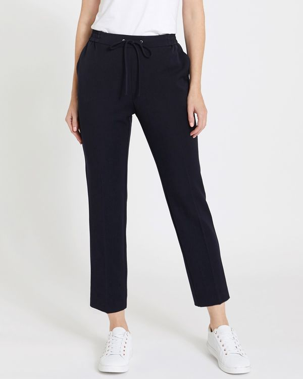 Tailored Elastic Back Joggers