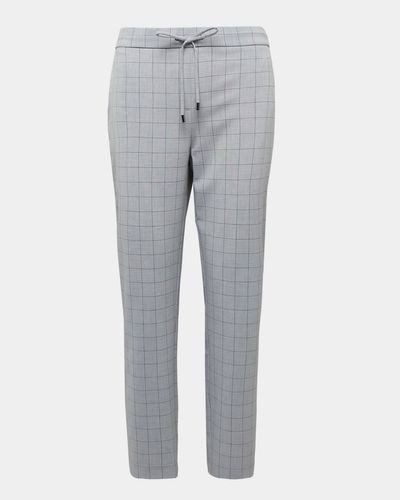 Tailored Check Jogger