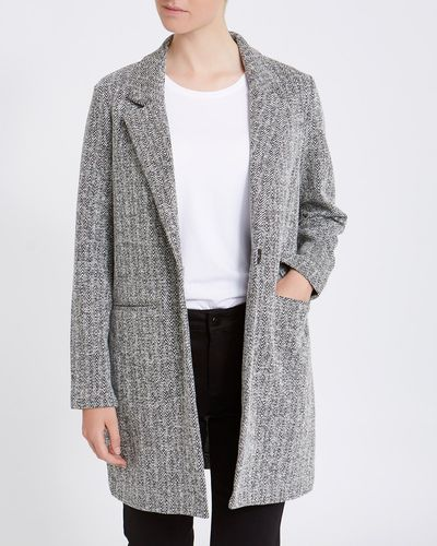 Herringbone Stretch Jacket