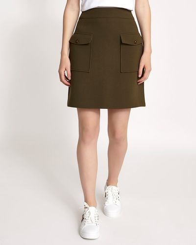 Pocket Utility Skirt
