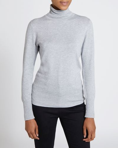 Polo Neck Jumper thumbnail
