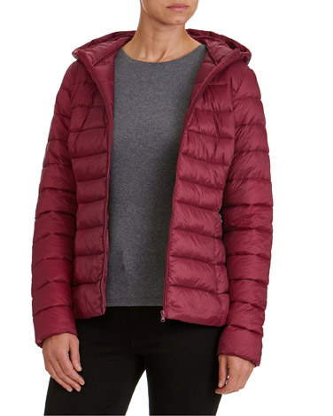 berry Superlight Hooded Jacket