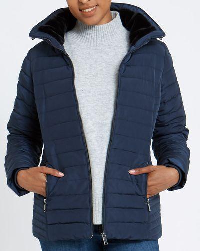 High Collar Jacket thumbnail
