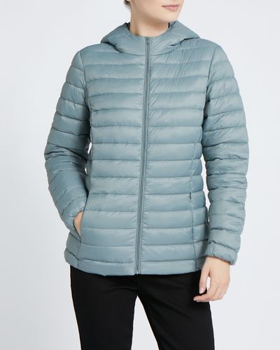 Hooded Superlight Jacket