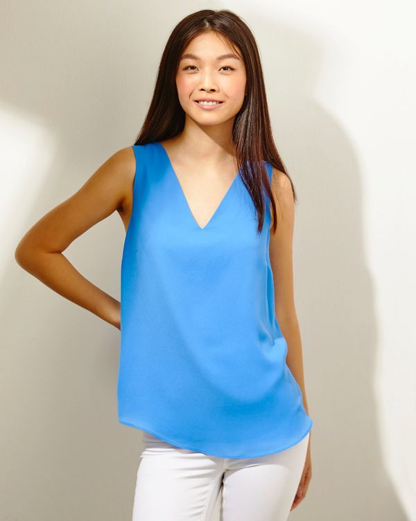 Shell Cami Top
