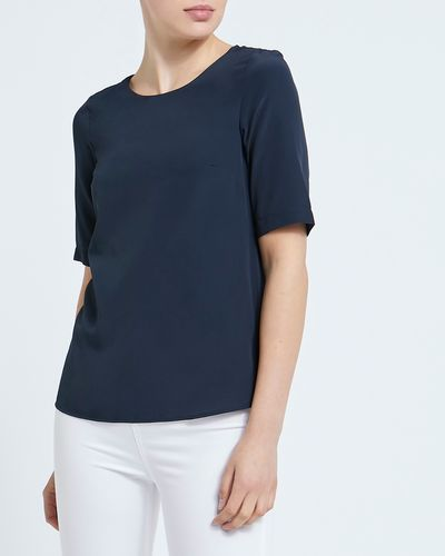 Woven Front Top thumbnail