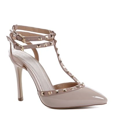 Savida Studded Court Shoes thumbnail