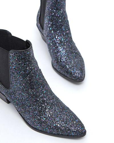 Savida Glitter Boots thumbnail
