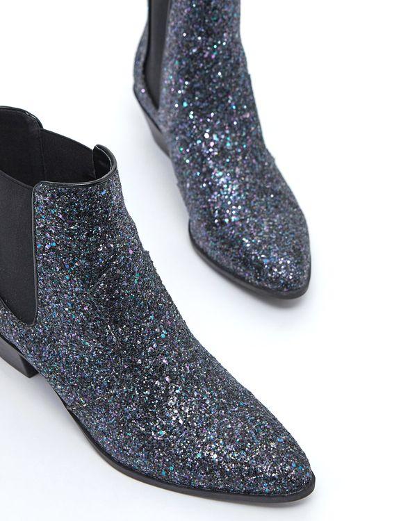 Savida Glitter Boots