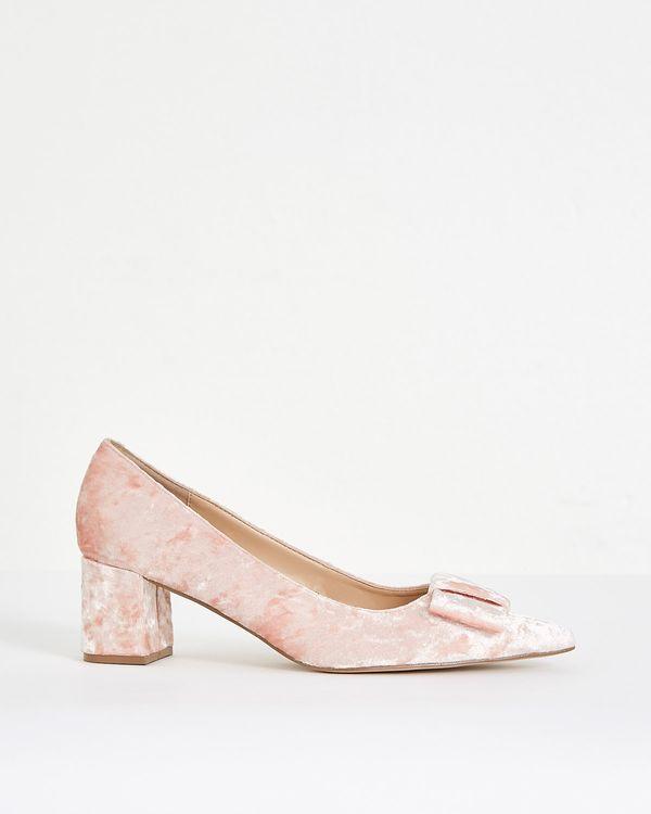 Savida Low Bow Shoes