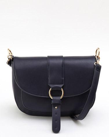 navyGallery Ring Saddle Bag