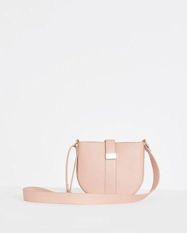 blushGallery Texture Crossbody Bag