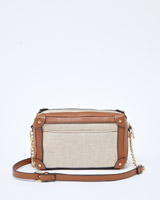 natural Gallery Canvas Crossbody