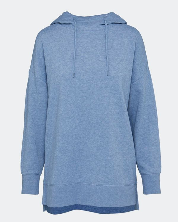 Longline Over-The-Head Hoodie