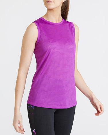 purpleMesh Vest