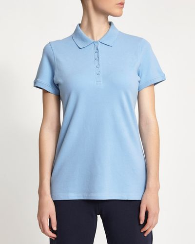 Stretch Pique Polo Shirt thumbnail