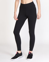 black Core Performance Leggings