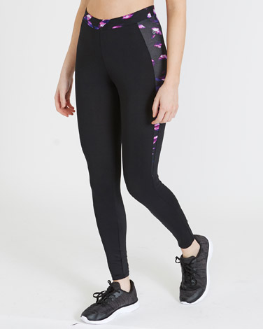 Side Print Leggings