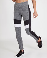 grey-marl Marl Leggings