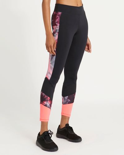 Print Panel Leggings