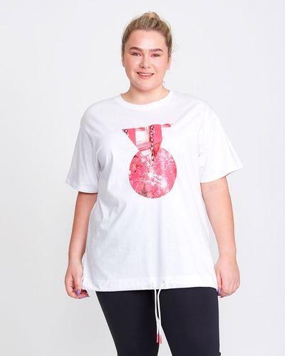 Helen Steele Oversized Print T-Shirt
