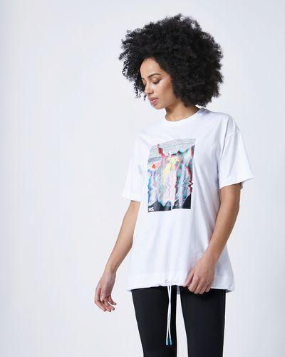 Helen Steele Placement Print T-Shirt