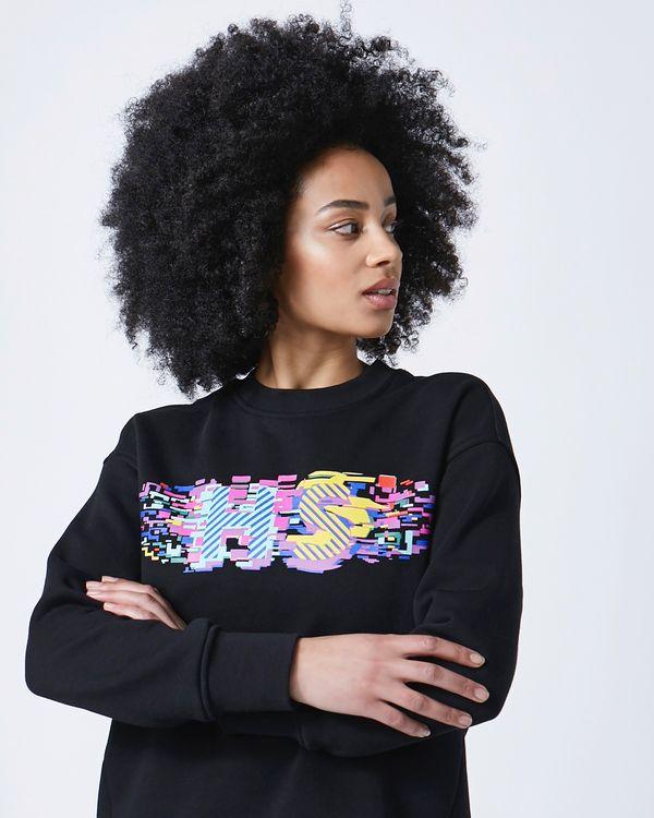 Helen Steele Print Crew-Neck Sweatshirt