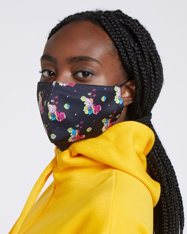 Helen Steele Techni Floral Face Covering