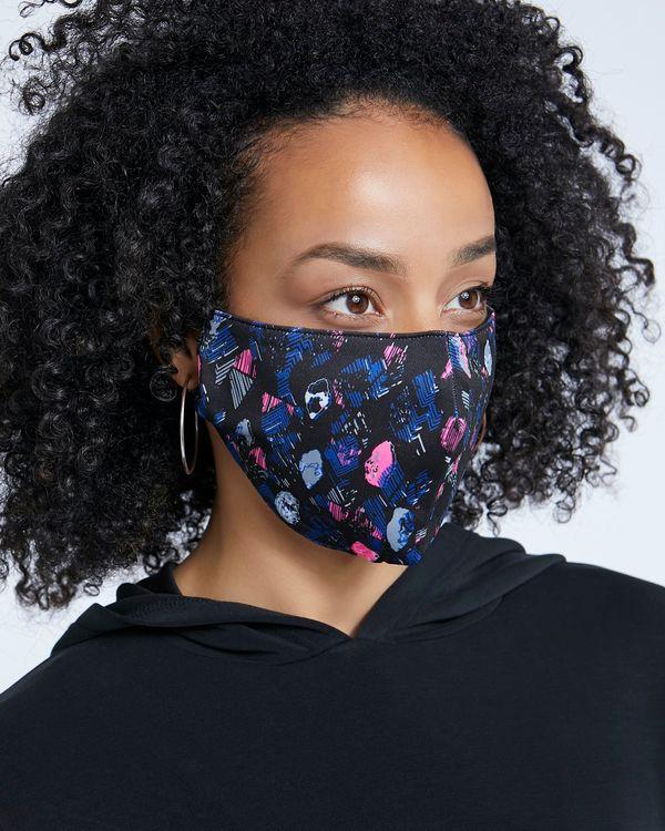 Helen Steele Digi Leaf Face Covering
