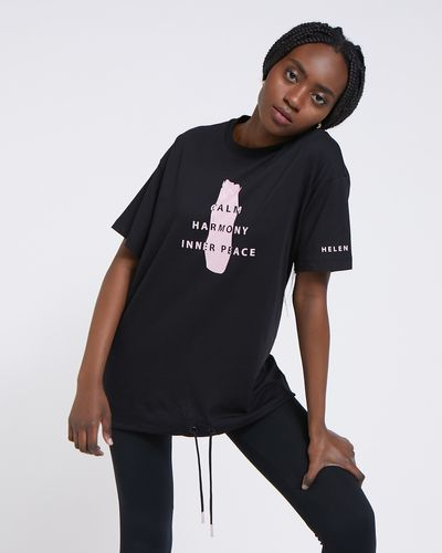 Helen Steele Placement Print Tee