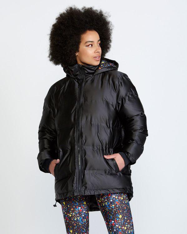 Helen Steele Longline Padded Jacket