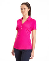 pink Pádraig Harrington Core Polo (UPF 50)