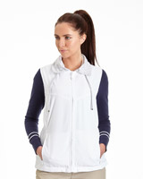 white Pádraig Harrington Lightweight Gilet