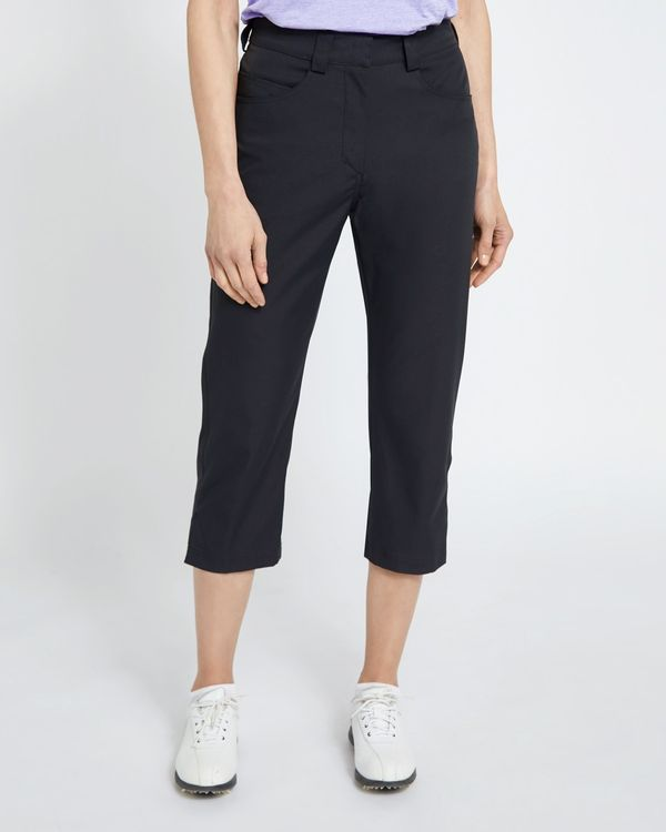 Pádraig Harrington Black Golf Crop Trousers