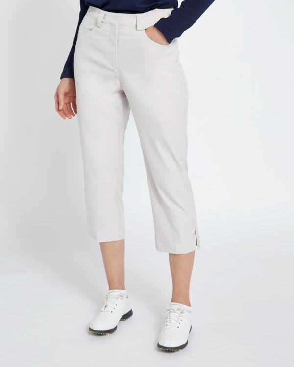 Pádraig Harrington Grey Golf Crop Trousers