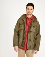 khaki Paul Costelloe Living Pocket Jacket