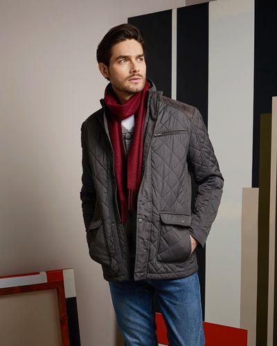 Paul Costelloe Living Quilted Jacket